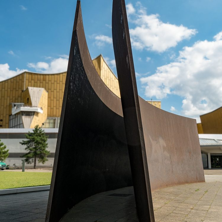 Berlin Junction von Richard Serra (1987)
