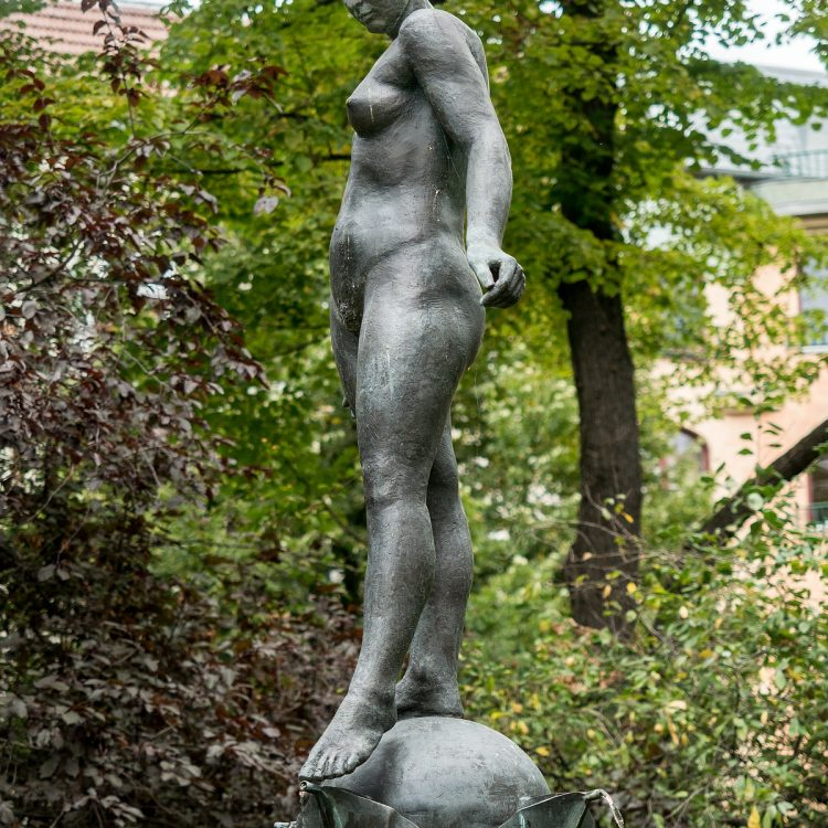 Eva-Brunnen (1927) von Unbekannt