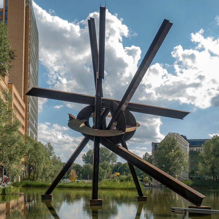 Galileo von Mark di Suvero (1995)