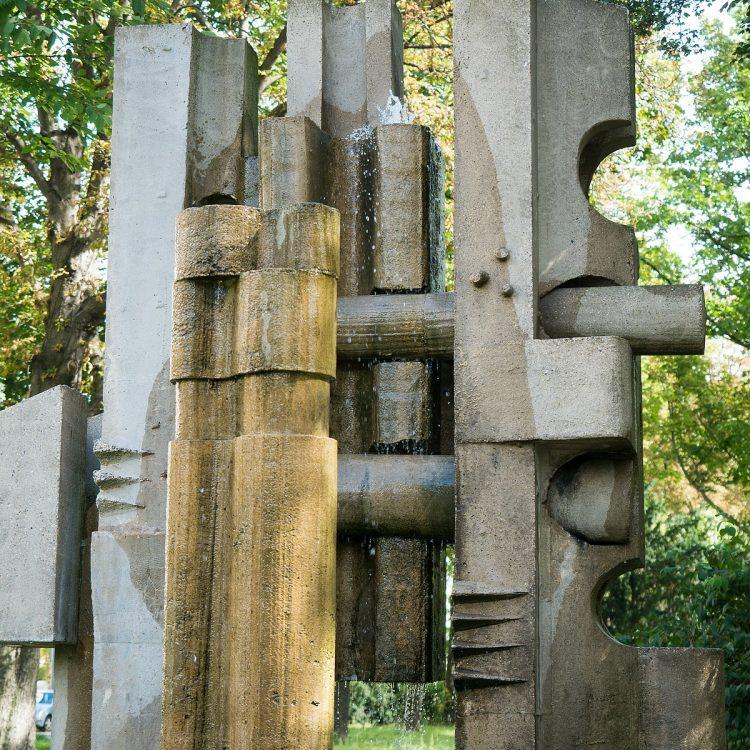 Schultze-Seehof-Brunnen (1971) von Gerhard Schultze-Seehof