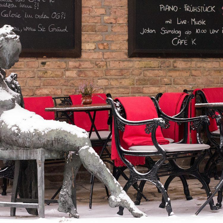 Cafe K im Kolbemuseum