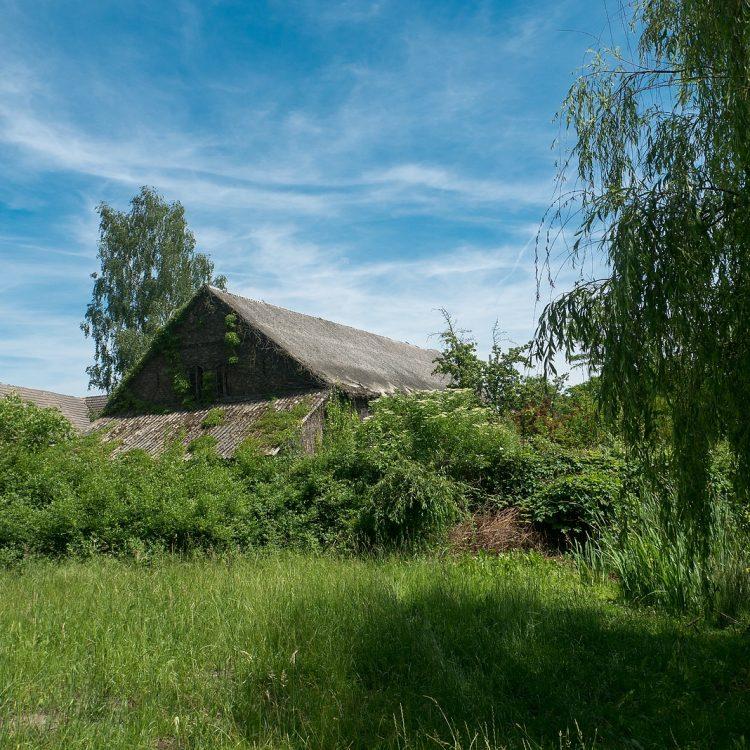 Dorfidyll in der Märkischen Schweiz