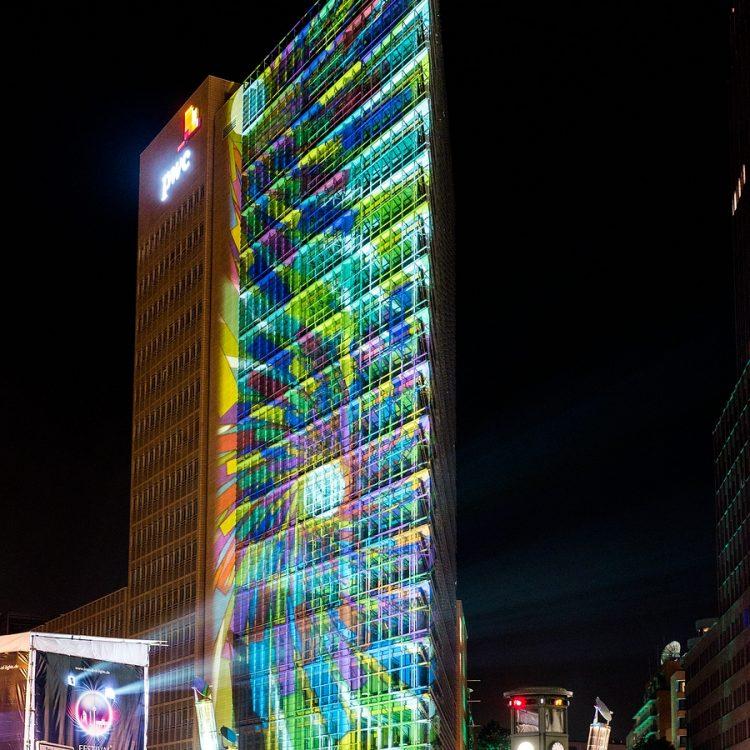 Potsdamer Platz - PWC-Gebäude (Renzo Piano 11)