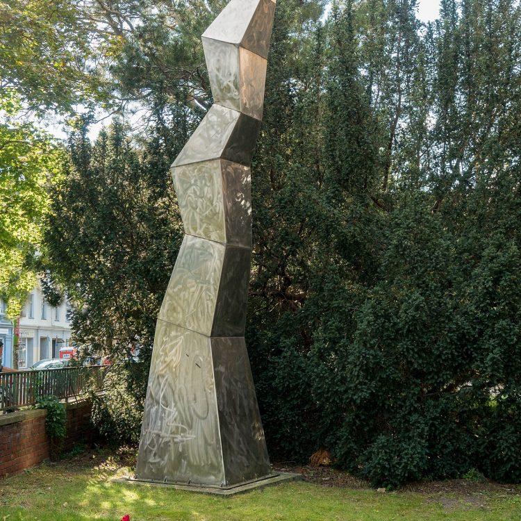 'Wegzeichen' von Manfred Hodapp (1988)