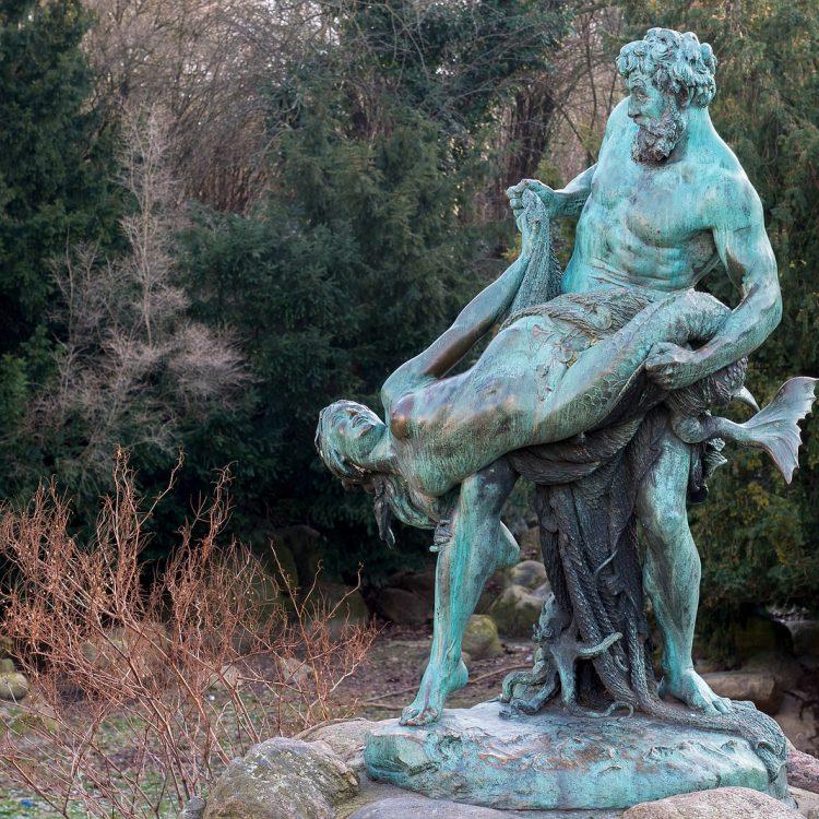 Der seltene Fang von Ernst Herter (1896)
