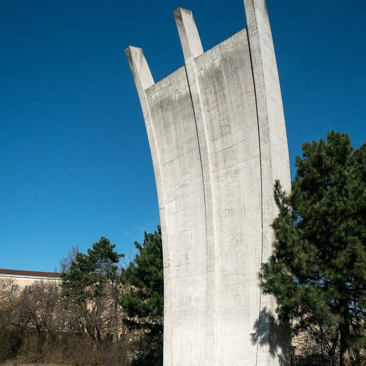 Luftbrückendenkmal von Eduard Ludwig