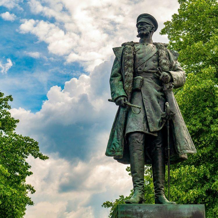 Prinz Albrecht von Preußen von E. Börmel u. C. Freyberg