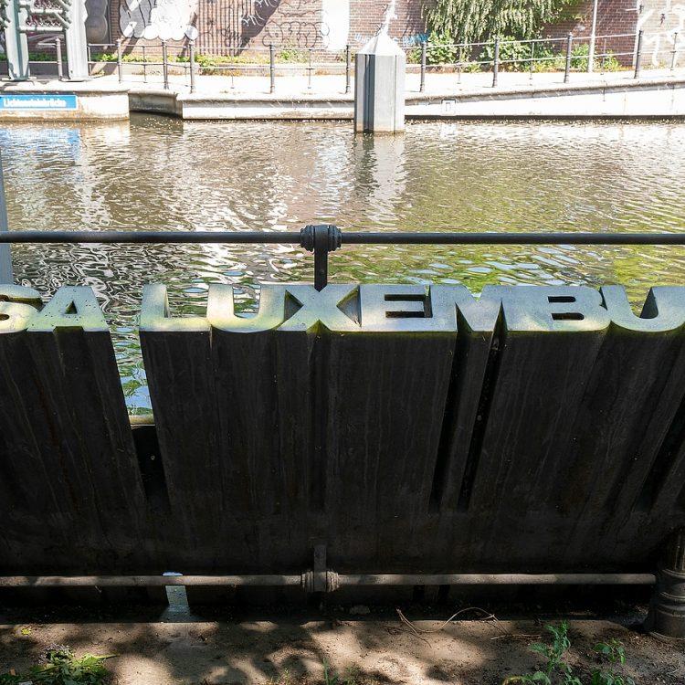 Rosa-Luxemburg-Denkmal