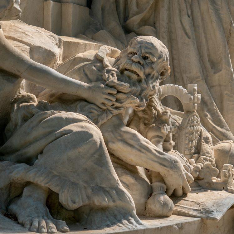Wagner-Denkmal von Gustav Eberlein (1903)