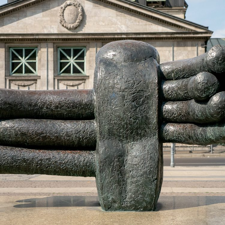 Waldemar Grzimek, Lebensalre-Brunnen,Brunnen Wittenbergplatz