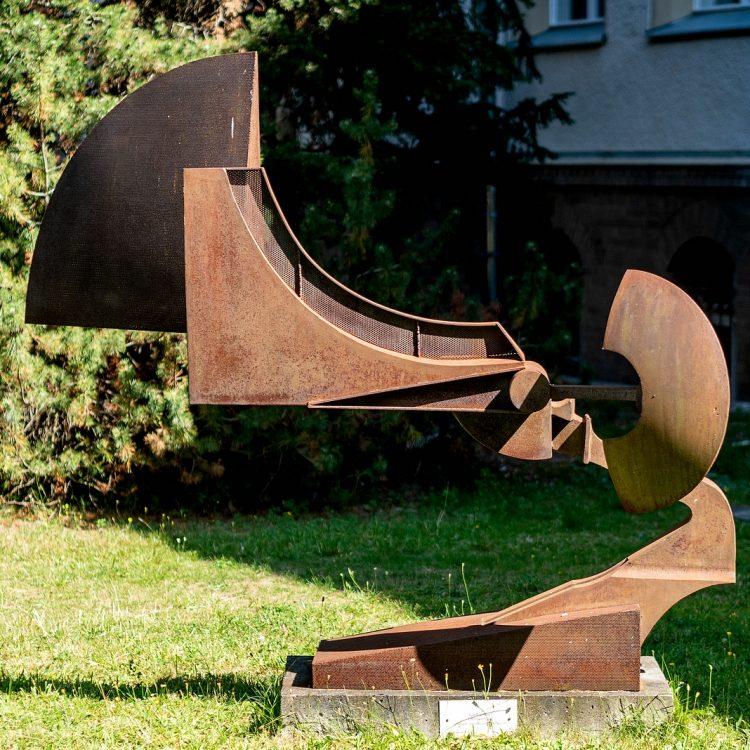 Klaus Duschat, Eisentirade (1982)