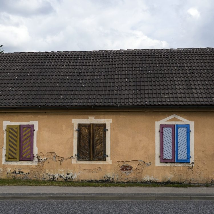 Haus am Oberlauf der Panke
