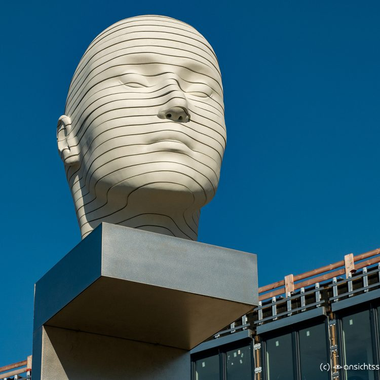 'Kopfbewegung' von Josefine Günschel u. Margund Smolka (2008)