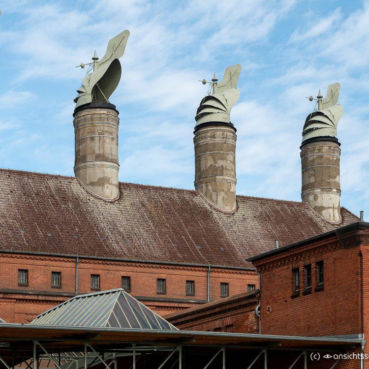 Die alte Malzfabrik in Berlin-Schöneberg