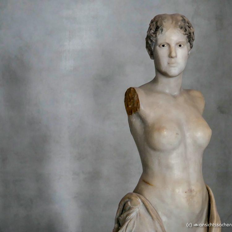 Alte Nationalgalerie 'Amphitrite' von Max Klinger (1895-1898)