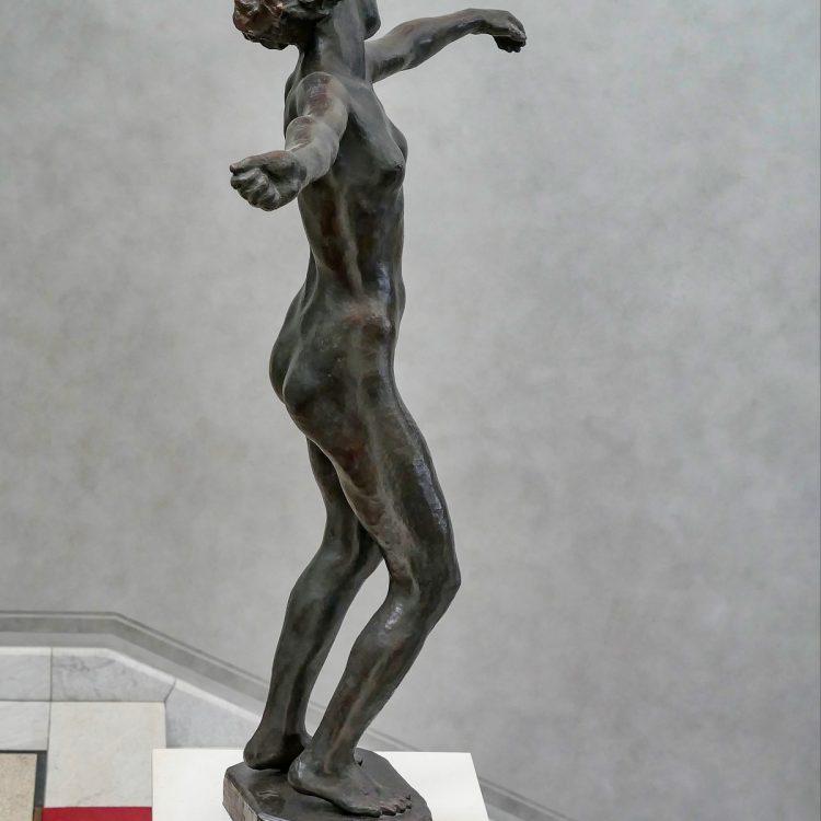 Alte Nationalgalerie Tänzerin von Georg Kolbe (1912)