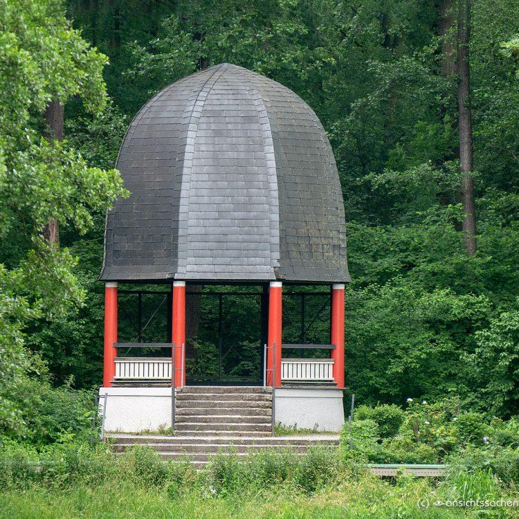 Pavillon im Volkspark Jungfernheide