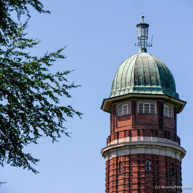 Wasserturm in der Jungfernheide