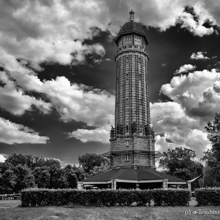 Wasserturm im Volkspark Jungfernheide